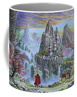 A Journey's End Coffee Mug