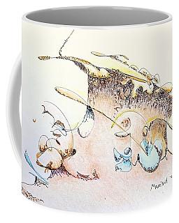 A Kiss For Baby Coffee Mug