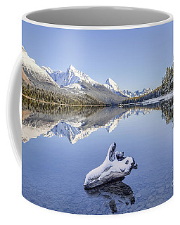 A Kiss Of Winter Coffee Mug
