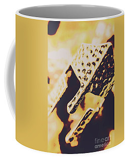 A Knights Guard Coffee Mug