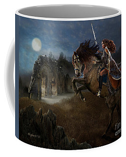 A Knight's Lady Coffee Mug