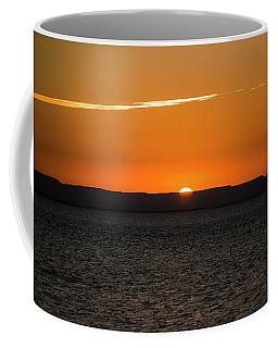 A La Paz Sunset Coffee Mug