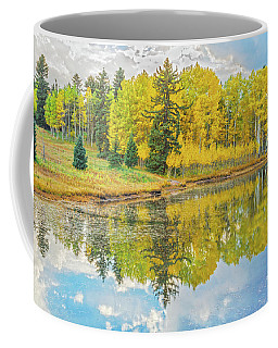 A Lakeside Willowwacks  Coffee Mug