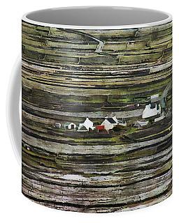 A Landscape With A Farm Coffee Mug