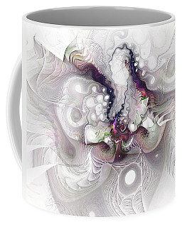 A Leap Of Faith - Fractal Art Coffee Mug by NirvanaBlues