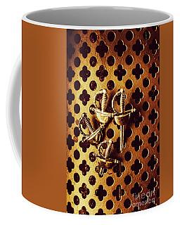 A Legion Of Four Coffee Mug