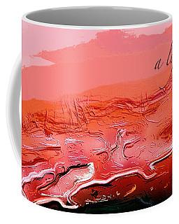 A Lifeless Planet Red Coffee Mug