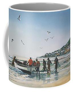 A Light Breakfast Coffee Mug
