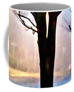 A Light Dusting Of Solitude Coffee Mug