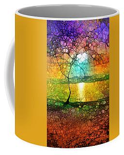 A Light Like Love Coffee Mug