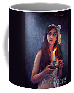 A Light Unto My Path Coffee Mug