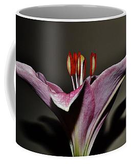 A Lily Coffee Mug