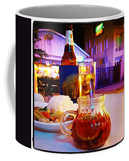 Coffee Mug featuring the photograph A Little Dab Will Do Yah. It's Sliced by Mr Photojimsf