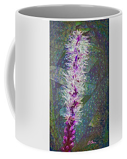 A Little Drama In The Fern Garden Coffee Mug