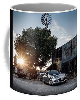 Coffee Mug featuring the digital art Little Drop Of Sunshine by Douglas Pittman