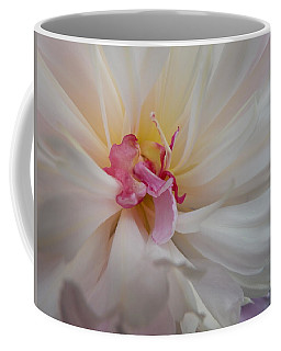 Coffee Mug featuring the photograph A Little Glow by Betty-Anne McDonald