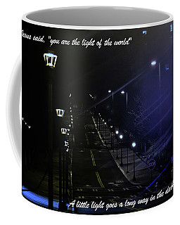 A Little Light Coffee Mug