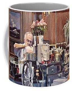 A Little Off The Top Coffee Mug