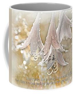 A Little Rain Coffee Mug
