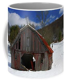 A Little Rust Coffee Mug by Dale R Carlson