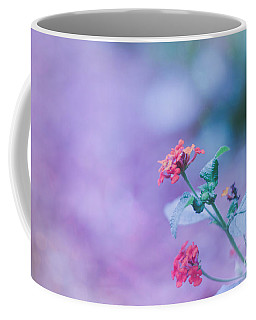 A Little Softness, A Little Color - Macro Flowers Coffee Mug