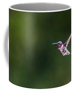A Little Something On The Chin Coffee Mug