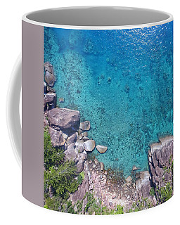 A Little Square Of Paradise  Coffee Mug