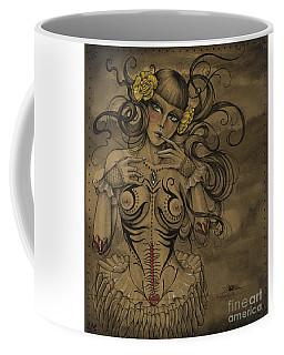 A Little Tribal Coffee Mug
