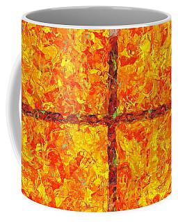 A Living God Coffee Mug