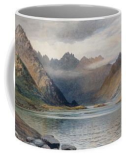 A Loch North Of Hadrian's Wall Coffee Mug