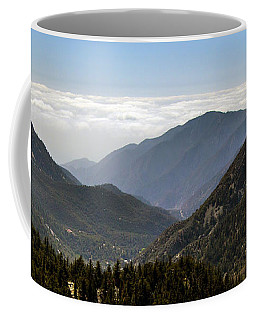 A Lofty View Coffee Mug by Ed Clark