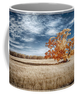 A Lone Tree Coffee Mug