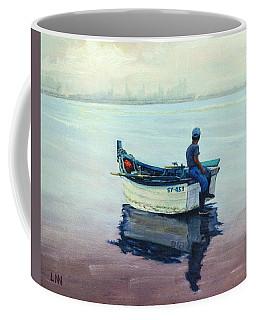A Lonely Boy Coffee Mug