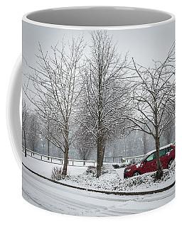 A Lonely Commute Coffee Mug