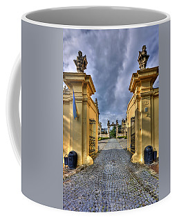 A Long Road Home Coffee Mug