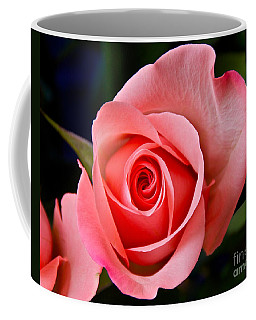 A Loving Rose Coffee Mug