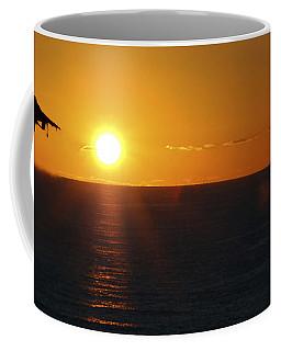 Jump Jet Photographs Coffee Mugs