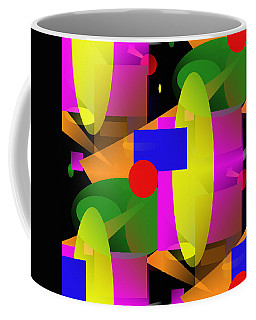 A Matter Of Perspective - Series Coffee Mug