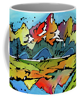 A Memory Coffee Mug by Nicole Gaitan