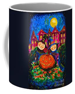 A Merry Halloween Coffee Mug