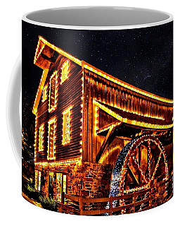 A Mill In Lights Coffee Mug