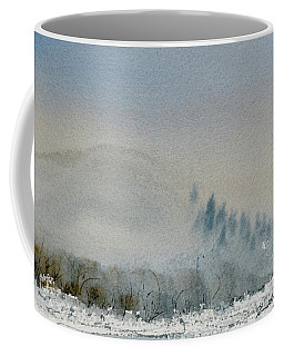 A Misty Morning Coffee Mug