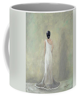 A Moment Alone Coffee Mug by T Fry-Green