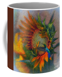 A Moment In Time Iv Coffee Mug