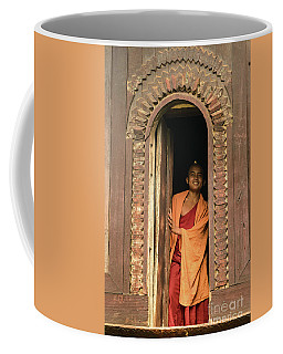 A Monk 4 Coffee Mug