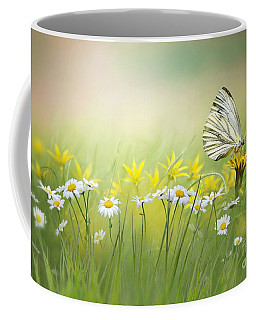 Light Wings Coffee Mug