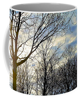 A Morning Sun Coffee Mug