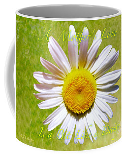 A Mother's Love Coffee Mug by Kimberlee Baxter