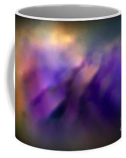 A Mountain Sunset Coffee Mug