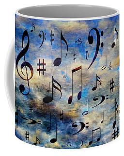 A Musical Storm 3 Coffee Mug